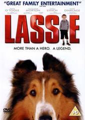 Lassie on DVD