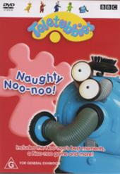 Teletubbies - Naughty Noo-noo! on DVD