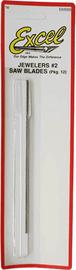 Excel Jewellers Saw Blades #2 (12pk)
