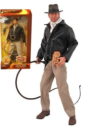 """Indiana Jones Ultimate 1/4 Scale 19"""" Action Figure (Raiders of the Lost Ark)"""