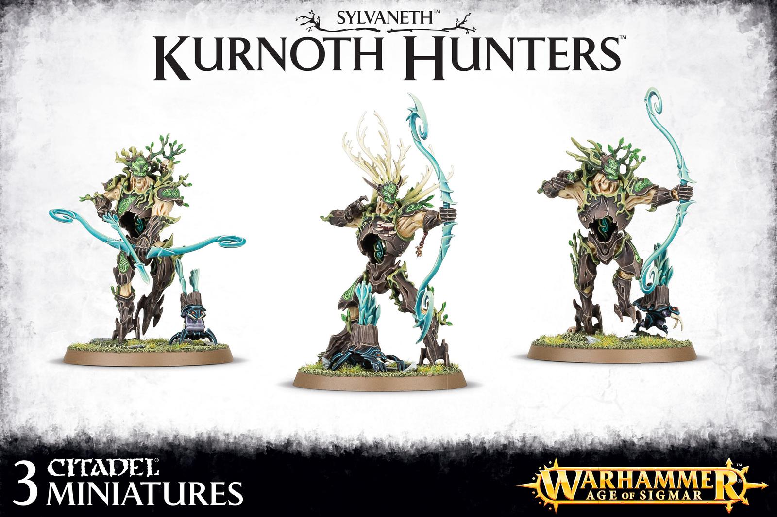 Sylvaneth - Kurnoth Hunters image