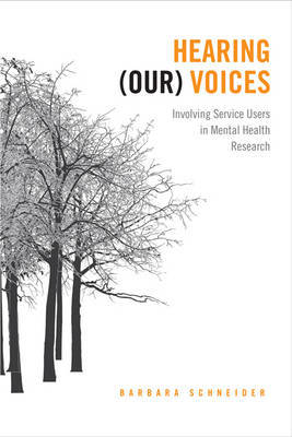 Hearing (Our) Voices by Barbara Schneider image