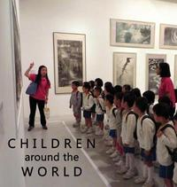 Children Around the World by Leo Buijs image