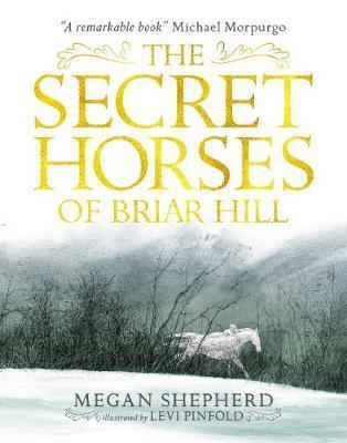 The Secret Horses of Briar Hill by Megan Shepherd image