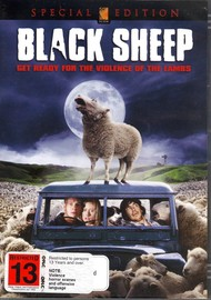 Black Sheep (NZ) on DVD