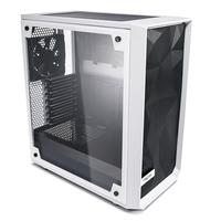 Fractal Design Meshify C Tempered Glass - White image
