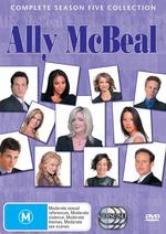 Ally McBeal - Complete Season 5 (6 Disc Slimline Set) on DVD