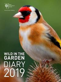 Royal Horticultural Society Wild in the Garden Diary 2019 by Royal Horticultural Society