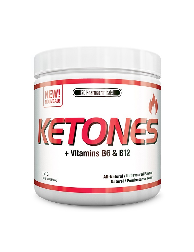 SD Pharmaceuticals: Ketones - Golden Raspberry (60 Serve) image