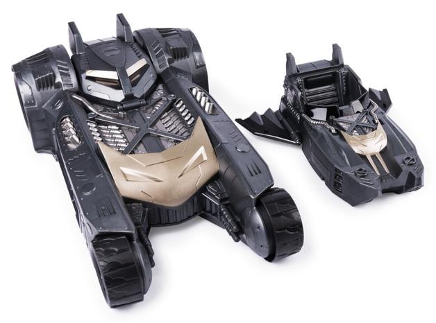 DC Comics: Batman - Batmobile Transforming Vehicle