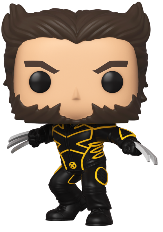 X-Men (2000) - Wolverine (20th Anniversary) Pop! Vinyl Figure