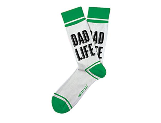 Two Left Feet: Dad Life Socks (Small)