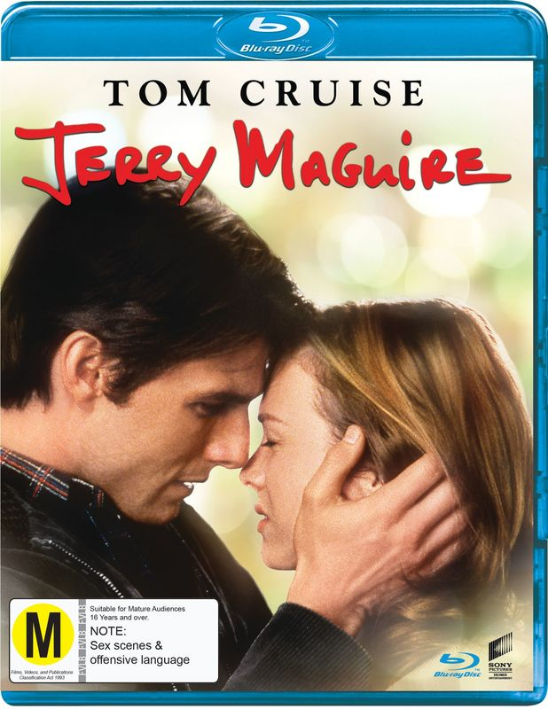 Jerry Maguire on Blu-ray