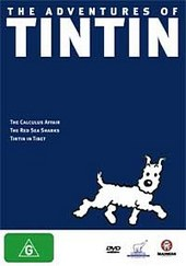 Adventures Of Tintin - Vol 5 on DVD