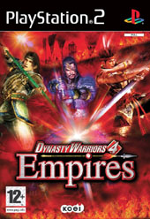 Dynasty Warriors 4: Empires for PlayStation 2