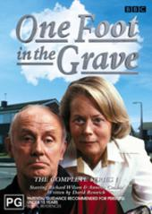 One Foot In The Grave - Complete Series 1 on DVD