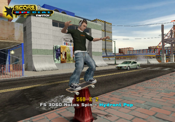 Tony Hawk's Underground 2 for GameCube image