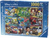 Ravensburger 1000 Piece Jigsaw Puzzle - Disney Pixar Montage