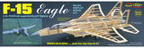 F-15 Eagle 1:40 Balsa Model Kit