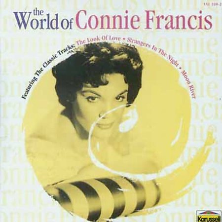World Of Connie Francis by Connie Francis