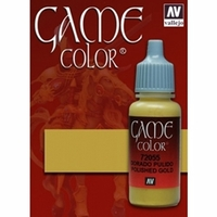 Vallejo Game Colour Polished Gold 17ml