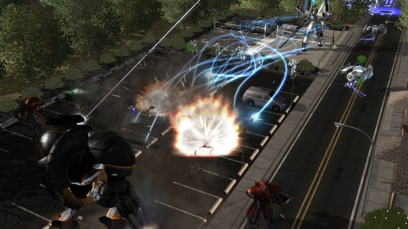 Universe at War: Earth Assault for PC Games image