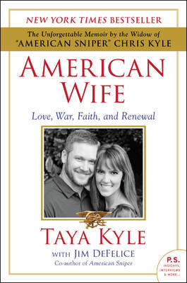 American Wife by Taya Kyle image