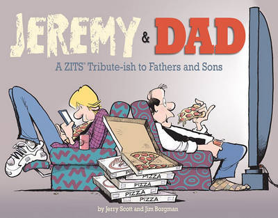 Jeremy and Dad by Jim Borgman image