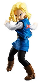 Dragon Ball: Styling Series - Android 18 Figure