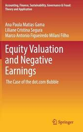 Equity Valuation and Negative Earnings by Ana Paula Matias Gama image
