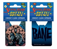 DC Comics: Bane Cover - Credit Card Bottle Opener
