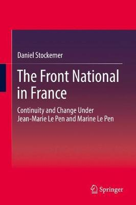 The Front National in France by Daniel Stockemer image