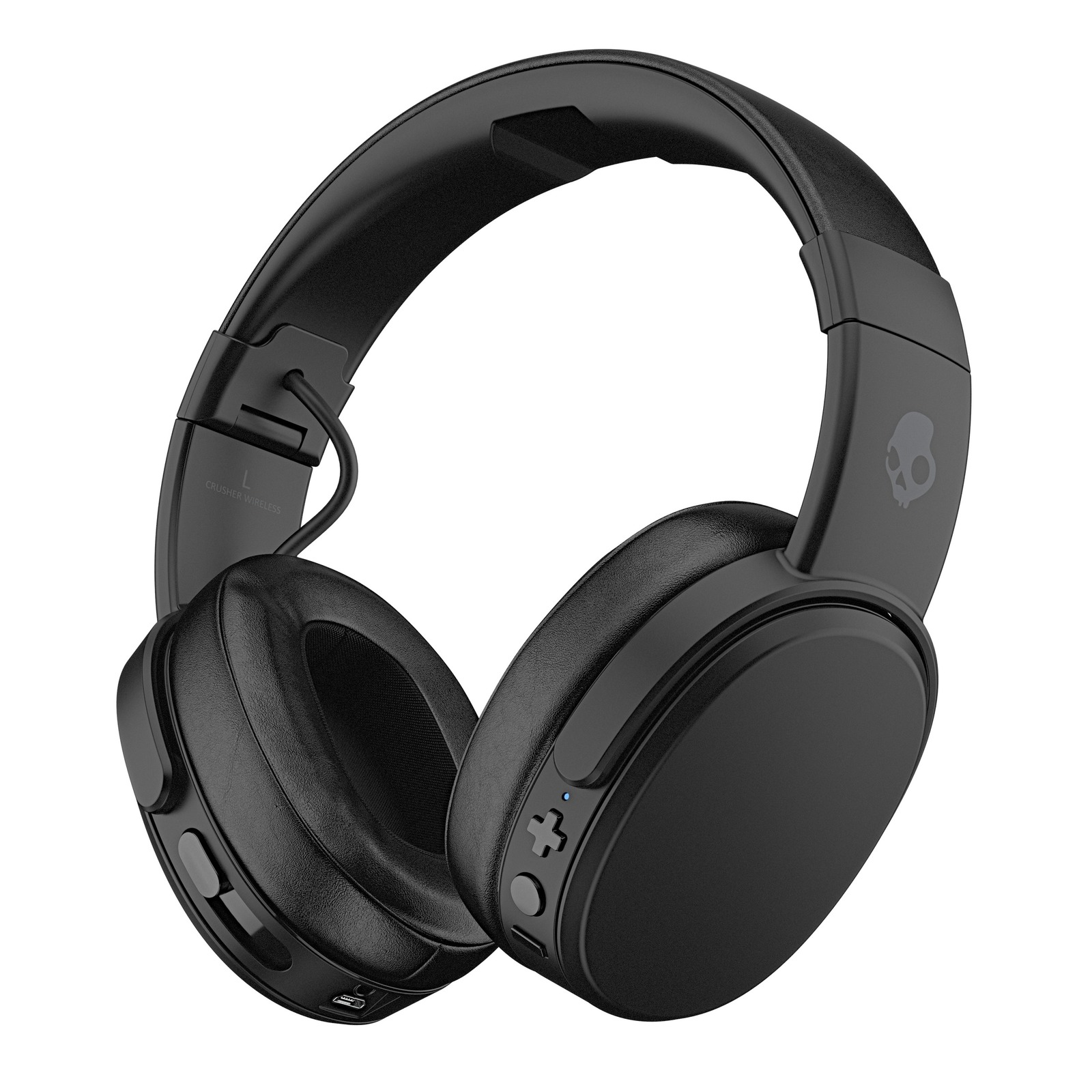 Skullcandy Crusher Wireless Headphone- Black image