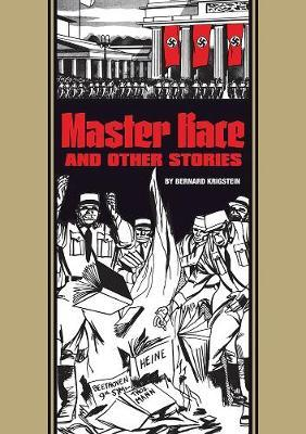 Master Race And Other Stories by Al Feldstein image