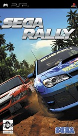 Sega Rally for PSP