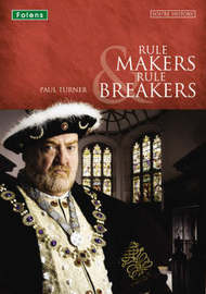 Rule Makers and Rule Breakers: Student Book by Paul Turner image
