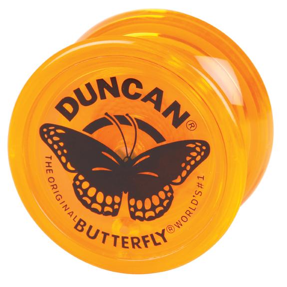Duncan: Butterfly Classic Yo-Yo - Assorted Colours