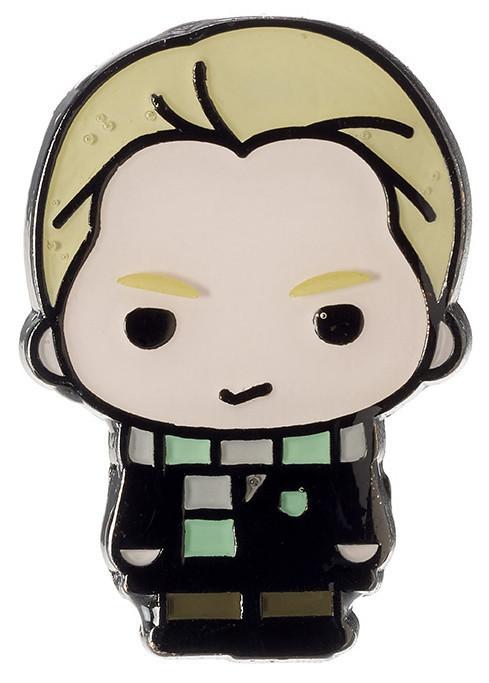 Harry Potter: Chibi Pin Badge Draco Malfoy image