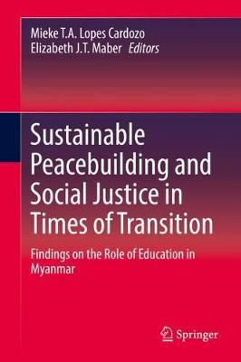 Sustainable Peacebuilding and Social Justice in Times of Transition image
