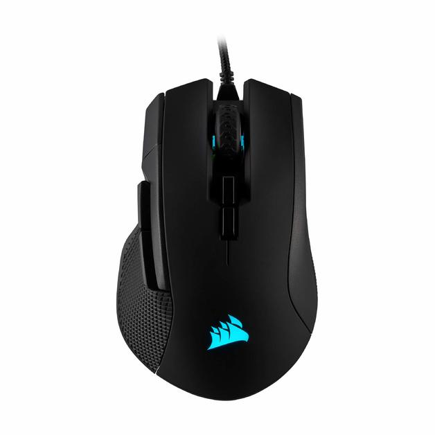Corsair Ironclaw RGB Optical FPS/MOBA Gaming Mouse for PC
