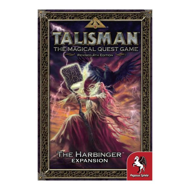 Talisman: 4th Edition - The Harbinger Expansion