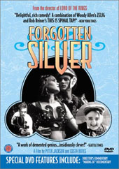 Forgotten Silver on DVD