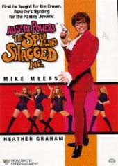 Austin Powers: The Spy Who Shagged Me on DVD