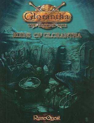 Ruins of Glorantha by Bryan Steele image