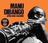Afro-Soul Machine (2CD) by Manu Dibango