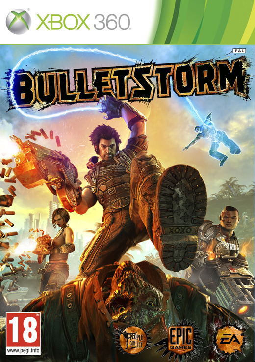 Bulletstorm for X360