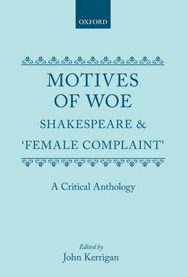 Motives of Woe