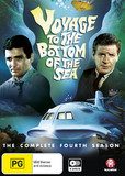 Voyage to the Bottom of the Sea - The Complete Fourth Season DVD