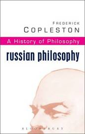 History of Philosophy: Vol 10 by Frederick C Copleston image