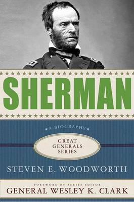 Sherman by Steven E Woodworth image
